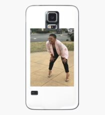 tired lady meme  Case/Skin for Samsung Galaxy