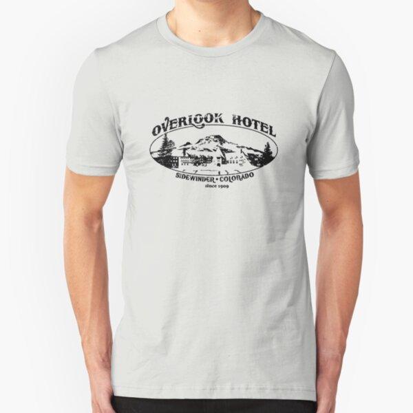Overlook Hotel Slim Fit T-Shirt