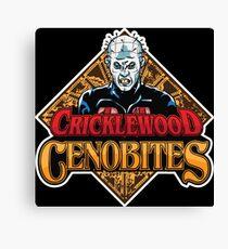 Cricklewood Cenobites Canvas Print