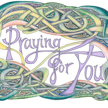 Praying for You by lindscriptorium