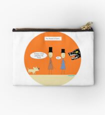 Sherlock and the Hound Studio Pouch