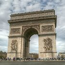 Arc De Triomphe 2018 by Michael Matthews