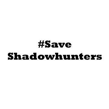 Saveshadowhunters by krisztudesign
