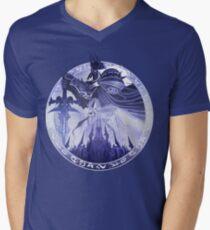 Wrath of the Lich King Men's V-Neck T-Shirt