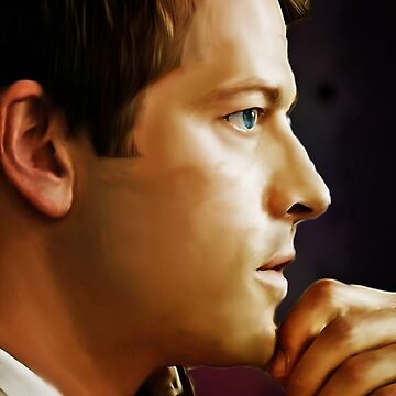 Cas Profile by MishaHead