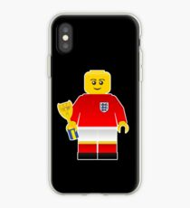 England World Cup 1966 Minifig iPhone Case