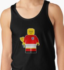 England World Cup 1966 Minifig Tank Top