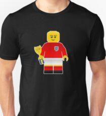 England World Cup 1966 Minifig Unisex T-Shirt