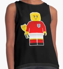 England World Cup 1966 Minifig Contrast Tank