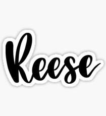 Reese Sticker