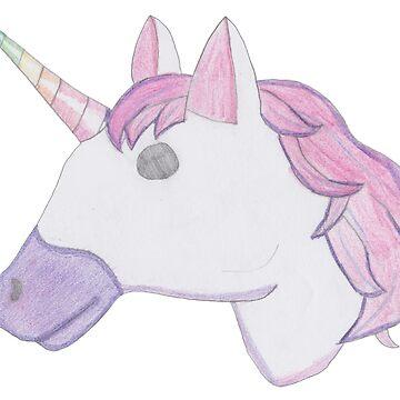 Courtney's Pet Unicorn by Heath3827