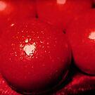 Atomic Fire Balls by Epazia Espino