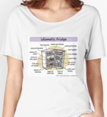 Idiomatic fridge Women's Relaxed Fit T-Shirt