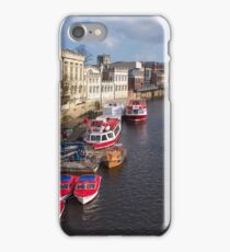River Ouse. iPhone Case/Skin