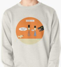 Sherlock and the Hound Pullover