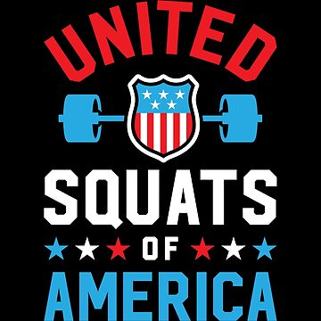 United Squats Of America v2 by brogressproject