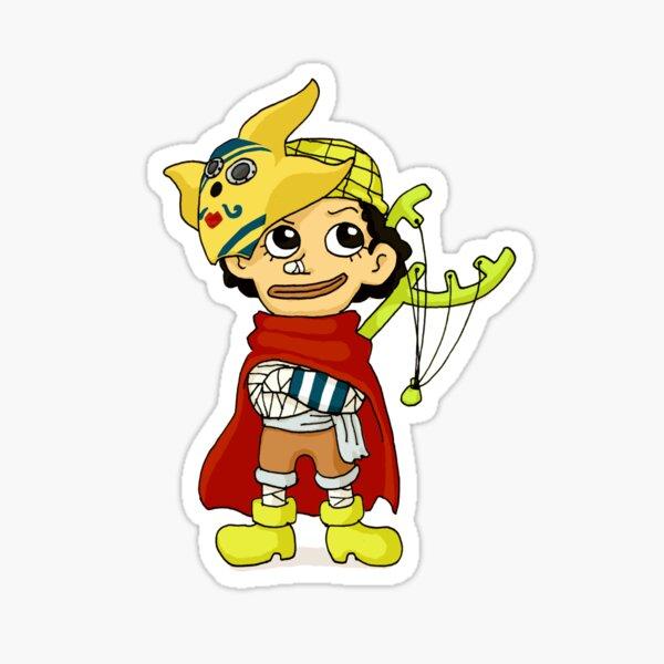Sogeking usopp chibi  Sticker