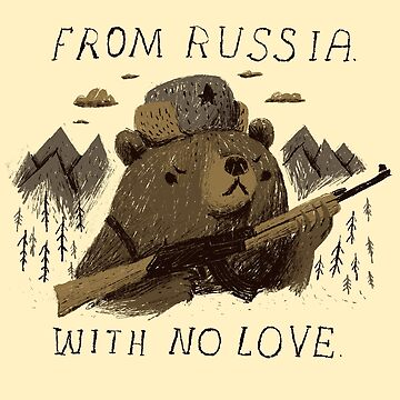 from russia with no love by louros