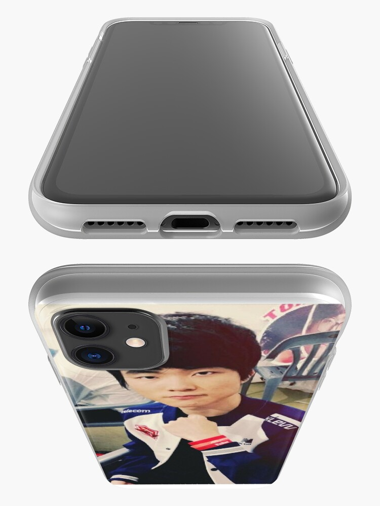 Alternate view of SKT T1 Faker iPhone Case & Cover