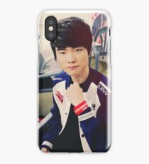 SKT T1 Faker iPhone Case