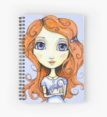 My Sweet Bunny Spiral Notebook