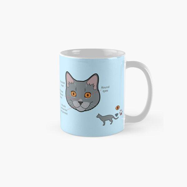Chartreux mug Classic Mug