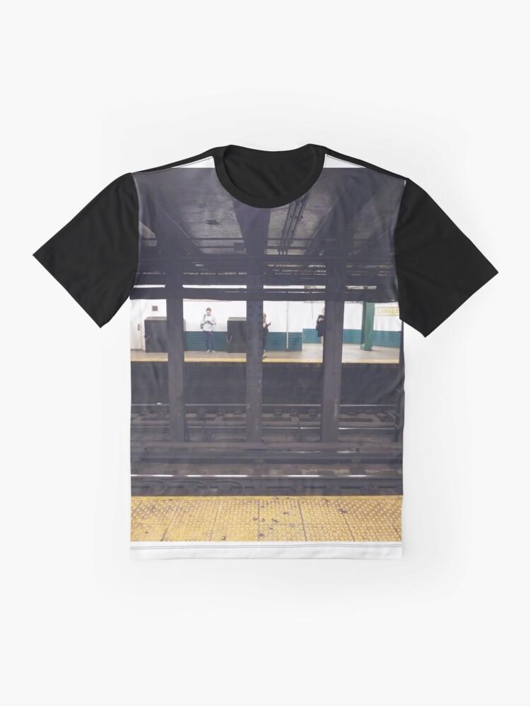 Alternate view of New York, New York City, #NewYork, #NewYorkCity Graphic T-Shirt