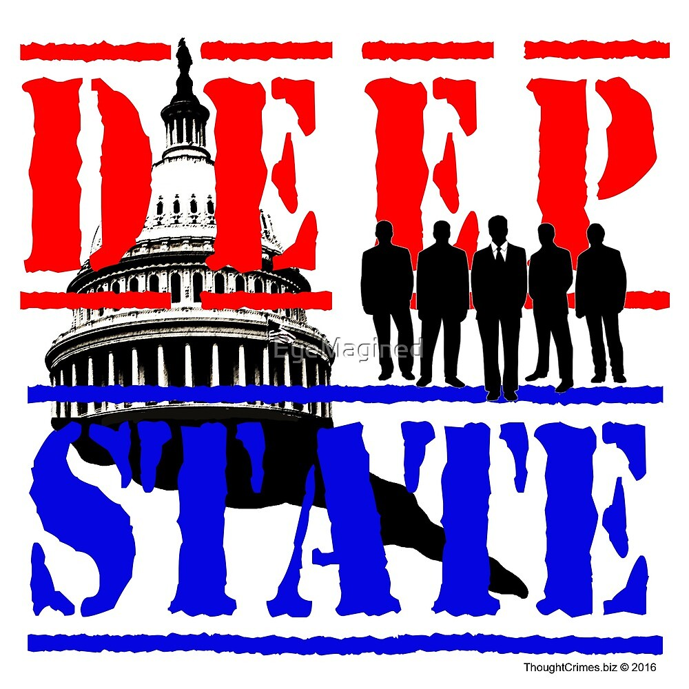 Deep State by EyeMagined