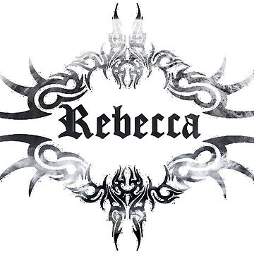 Rebecca by shadowfactory15