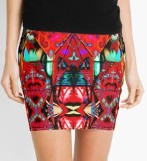 WEAR IS ART #94 Mini Skirt