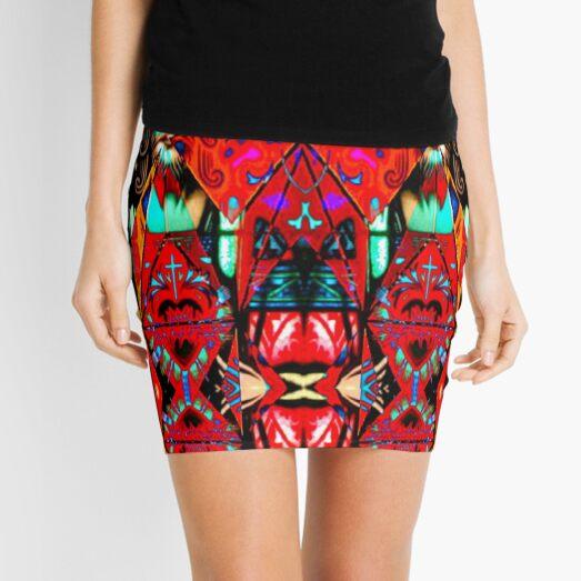 WEAR IS ART #94 Mini Skirt