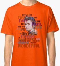 wonderful doctor Classic T-Shirt