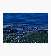 Fort Mississauga Photographic Print