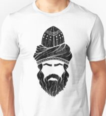 Rumi - Graphic Silhouette Head (black) Unisex T-Shirt