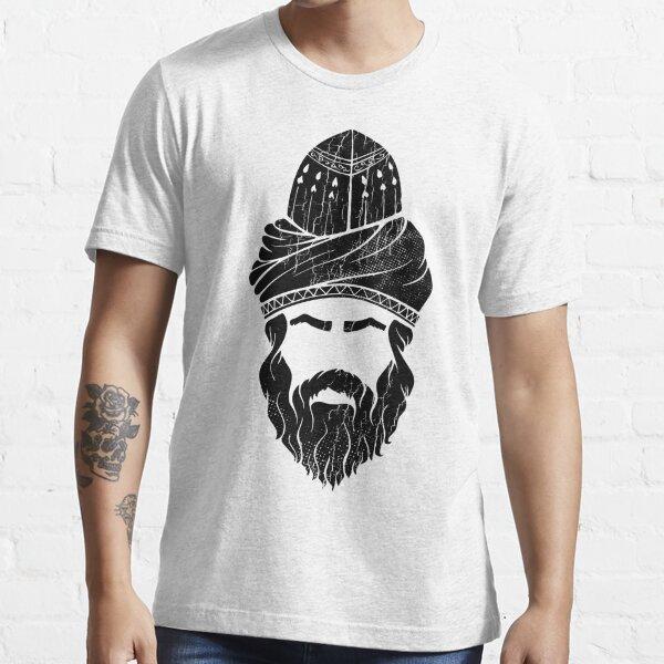 Rumi - Graphic Silhouette Head (black) Essential T-Shirt