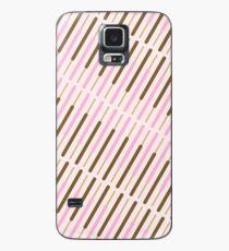 Japanese Chocolate Biscuit Sticks Case/Skin for Samsung Galaxy
