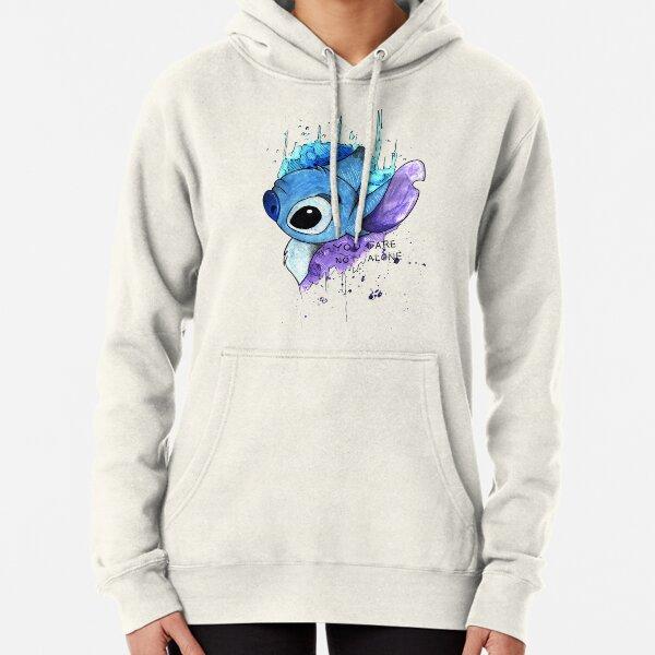 Stitch Ink Pullover Hoodie