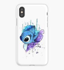 Stitch Ink iPhone Case