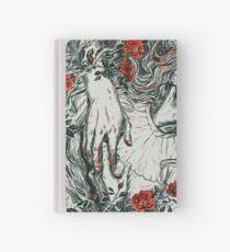 Wild Roses Hardcover Journal