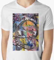 Isolation Mens V-Neck T-Shirt