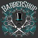 Barber Shop_03 by ideacrylic