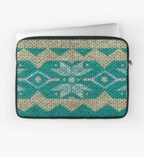 Knitted Pattern Laptop Sleeve