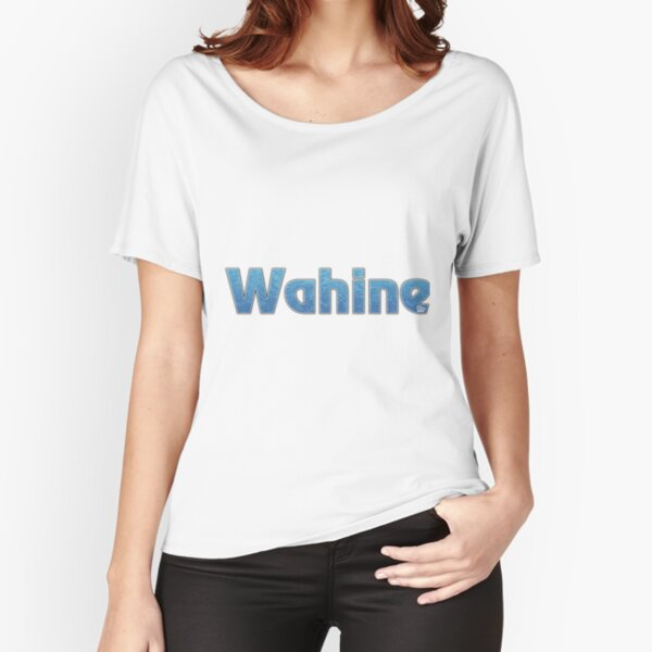 Wahine Relaxed Fit T-Shirt
