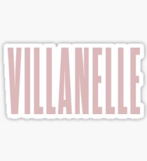 Villanelle | Killing Eve Sticker