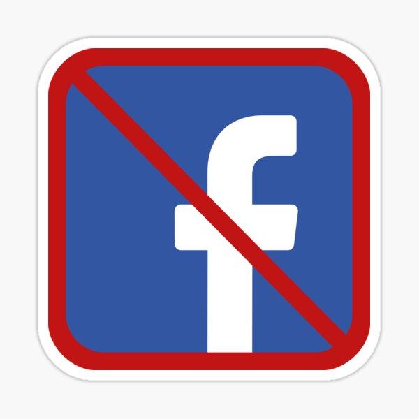 No FB Sticker