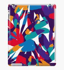 Purple Abstraction iPad Case/Skin