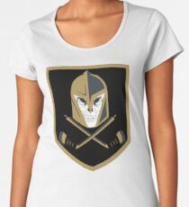 LV Golden Knights Never Die Women's Premium T-Shirt
