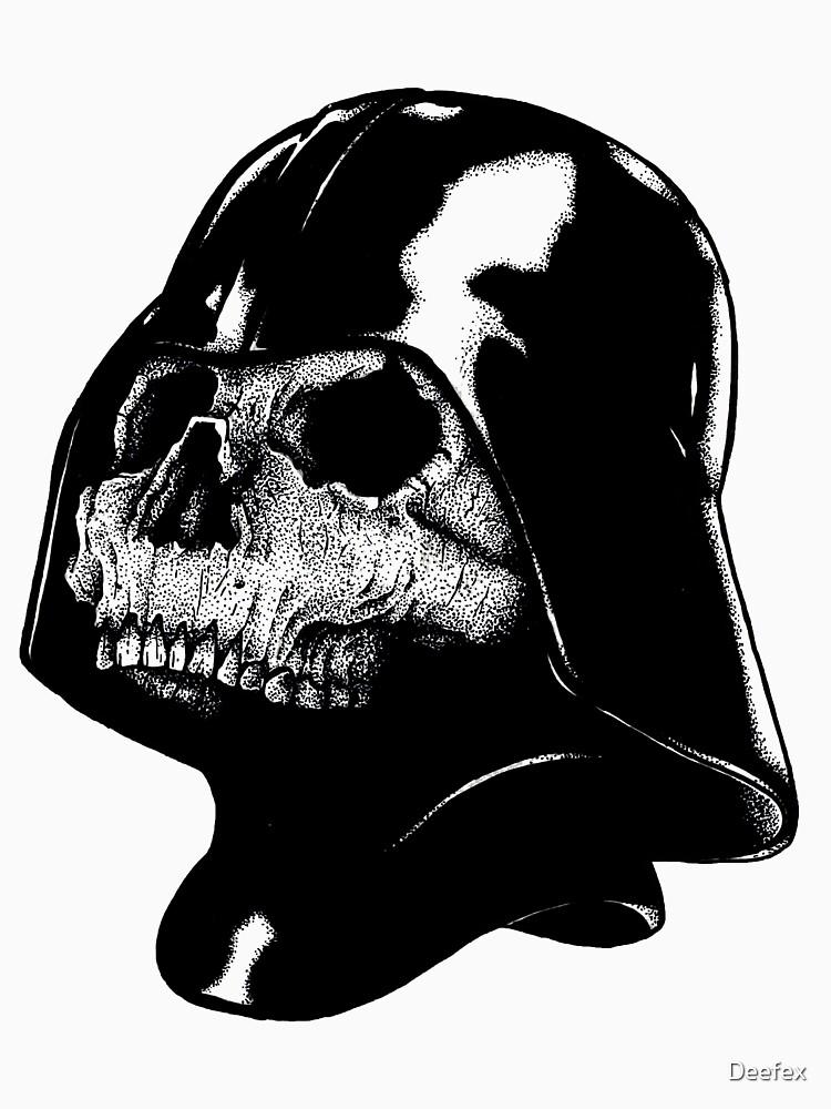 Vader Skull de Deefex