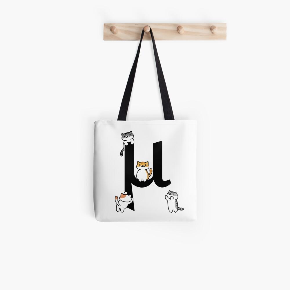 Mu Cats Tote Bag
