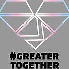 Transgender Pride - #GreaterTogether 2018 PRIDE MONTH by GTGamesLLC